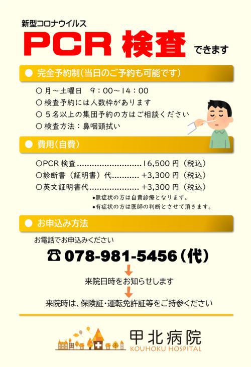 pcr検査2